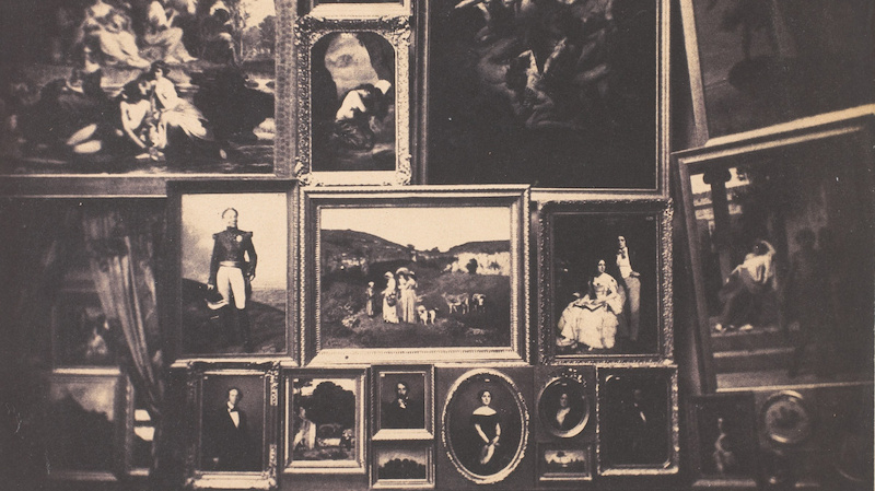 Gustave Le Gray, Salon de 1852  ©Musée d'Orsay, Dist. RMN-Grand Palais / Patrice Schmidt