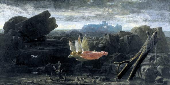 Charles Gleyre-Le déluge