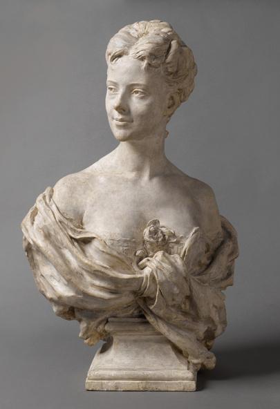 Jean-Baptiste Carpeaux -Eugénie Fiocre