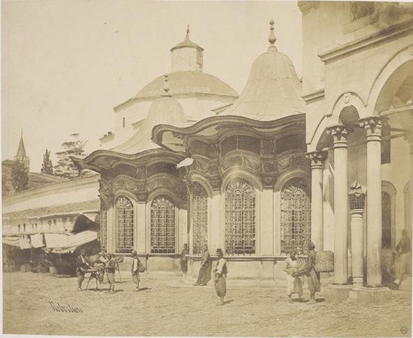 Robertson, James D.-Constantinople - Fontaine de Top Hana