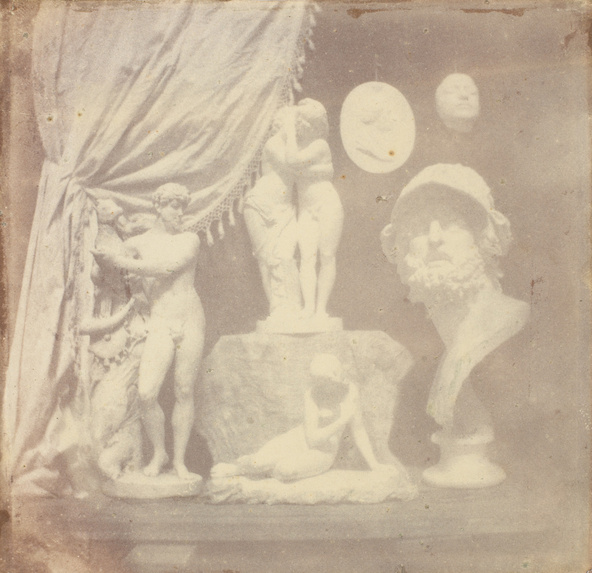 Hippolyte Bayard-Nature morte