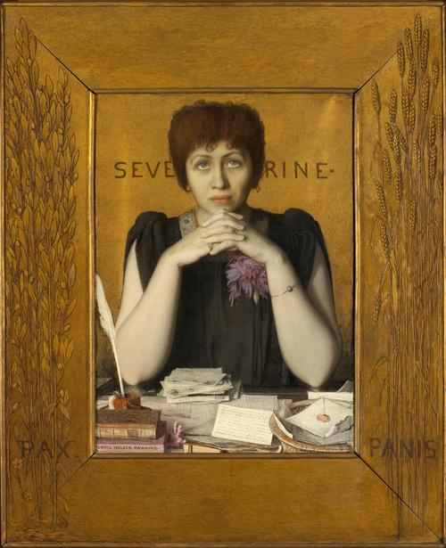 Séverine (Vers 1895), Hawkins, Louis Welden
