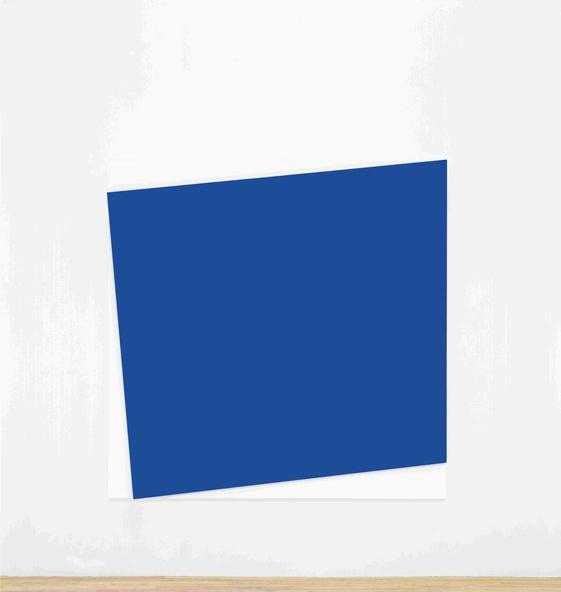 Ellsworth Kelly-Relief bleu