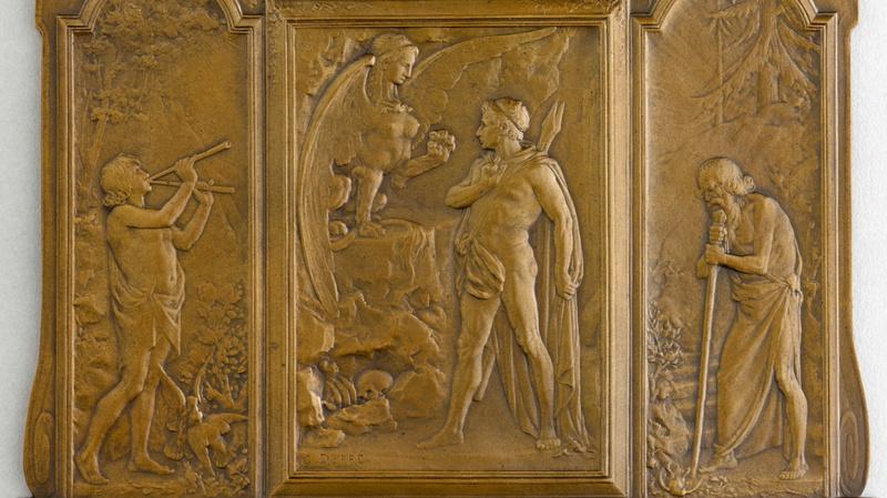 Georges Dupré, L'Enigme, 1899  ©RMN-Grand Palais (Musée d'Orsay) / Tony Querrec