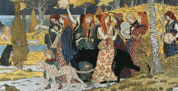 Eugène Grasset, Félix Gaudin -Harmonie