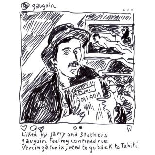 Gauguin / Jean-Philippe Delhomme