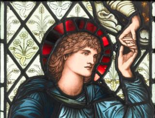 , Edward Burne-Jones pour Morris & Co