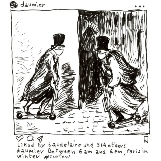 Daumier / Jean-Philippe Delhomme