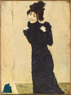 (Vers 1891), Vuillard, Edouard