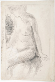 (Vers 1929), Bonnard, Pierre