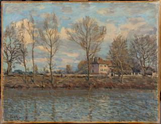 (en 1873), Sisley, Alfred