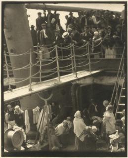 The Steerage, Stieglitz, Alfred