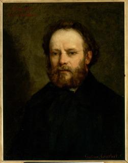 Pierre-Joseph Proudhon, Courbet, Gustave